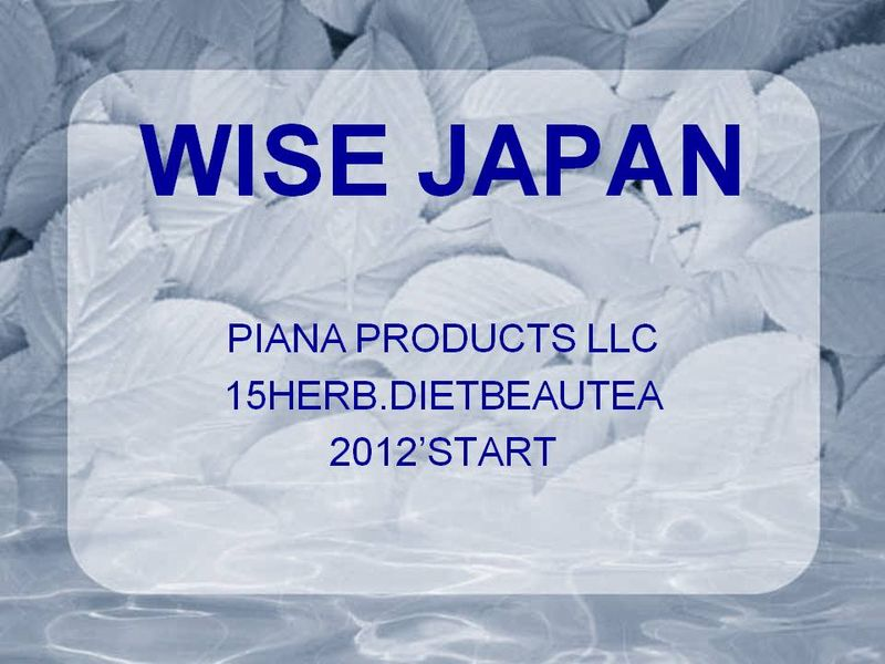 WISE JAPAN01